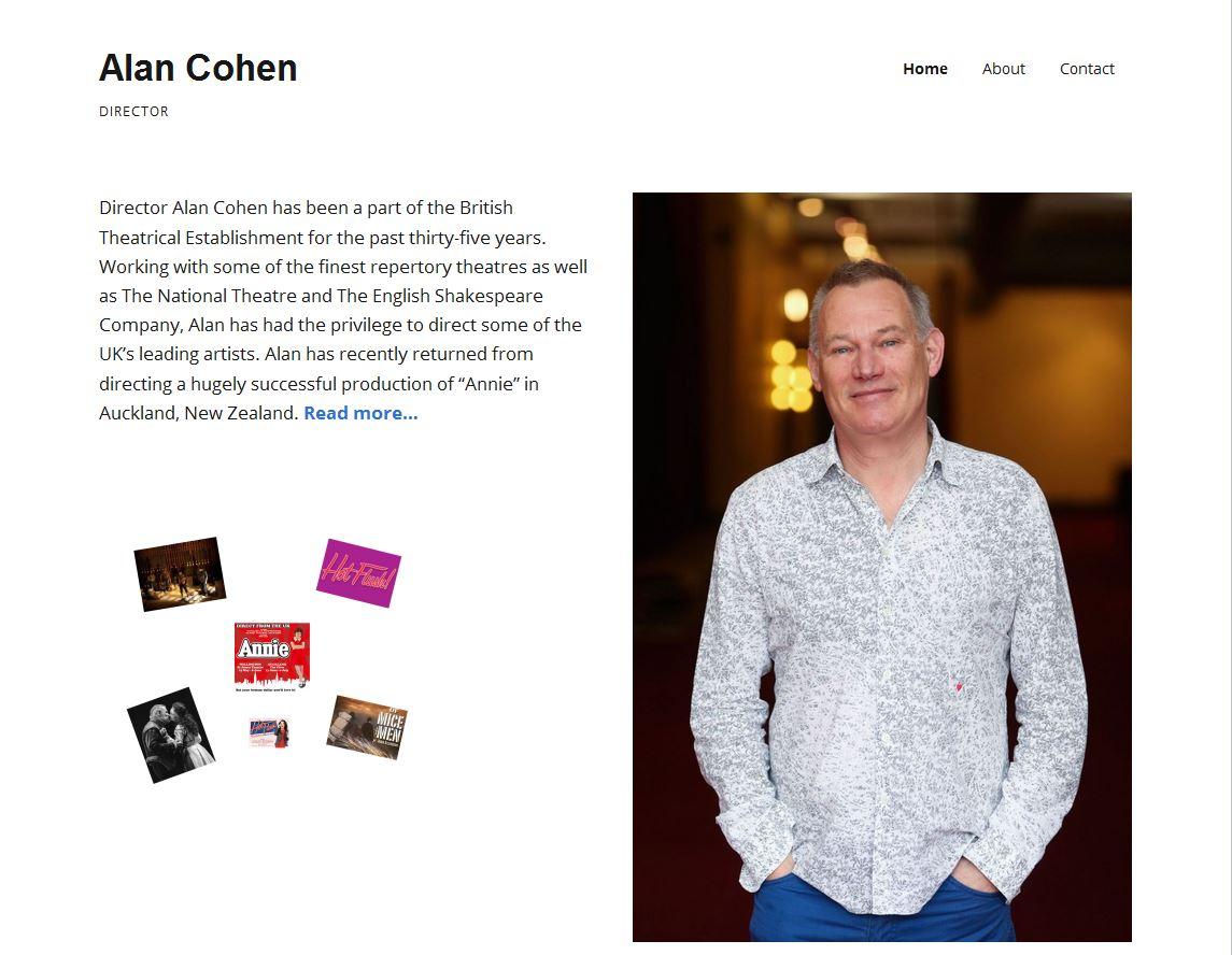 Alan Cohen Director