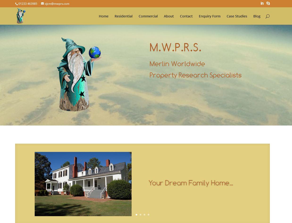 Merlin Worldwide Property Research Specialists