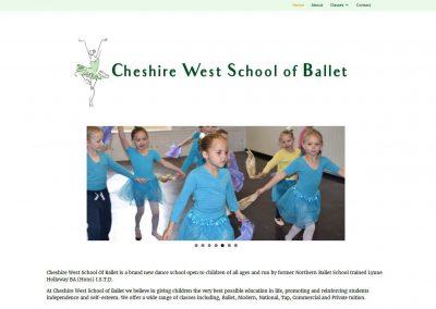 Cheshire West School of Ballet